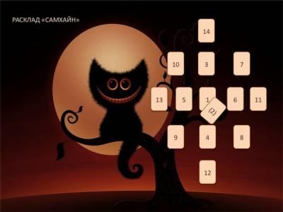 Гадаем на Самайн(Хэллоуин )-2017 5140501